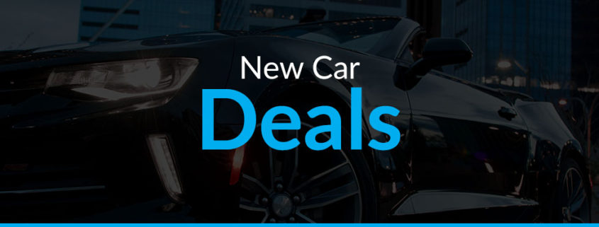 New Car Deals National Direct Finance